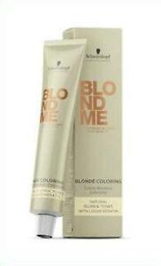 """crème blondme schwarzkopf  """" oxydant ,coloration cheveux,poudre decolorante"""""""