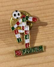 FIFA Calcio WM Weltmeister 1990 Italia Ciao pin spilla spilla Fuji