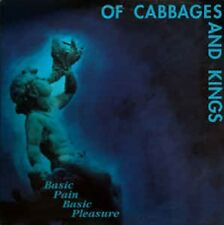 Of Cabbages And Kings - Basic Pain Basic Pleasure - Swans NEW Cassette