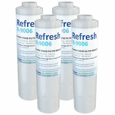 Fits Maytag MFI2569VEM2 Refrigerator Water Filter Replacement by Refresh (4Pack)