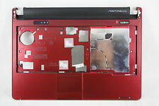 ACER ASPIRE ONE D250 UPPER PALMREST COVER RED AP084000F100