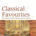 CLASSICAL FAVOURITES A Selection Of Belart's Finest Classical Releases CD