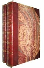J.H. D'AUBIGNE HISTORY OF THE REFORMATION IN THE SIXTEENTH CENTURY 1847 2 VOLS