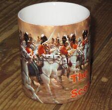 The Royal Scots Greys Waterloo Charge MUG