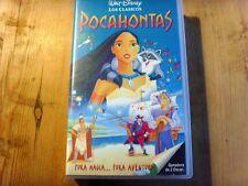 Usado Película POCAHONTAS Los Clásicos de Walt Disney -VHS - Item For Collectors
