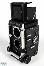 Mamiya C330 Black Medium Format TLR Camera Body