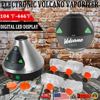 VOLCANO DIGITAL VAPE EASY VALVE STARTER SET TEMP DISPLAY ALUMINA DESKTOP LOCAL