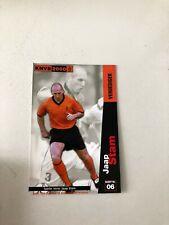 Spelerskaart Topspieler Euro 2000 Netherlands Jaap Stam