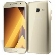 Smartphone Telefono Samsung Galaxy A3 2017 Gold Sand 16 GB TIM GARANZIA ITALIA