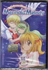 dvd MERMAID MELODY Principesse sirene HOBBY & WORK numero 14