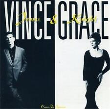 VINCE JONES GRACE KNIGHT Come In Spinner CD - Excellent Condition