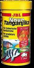 JBL NovoTanganyika 250ml 1000ml 5500ml Rift Lake Tropical Fish Food Tanganyika