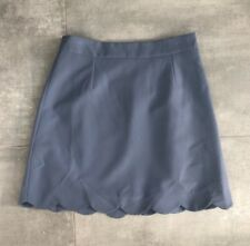 ASOS Blue Mini Skirt Sz 8 BNWOT