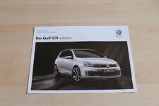 84873) VW Golf VI GTI adidas - Preise & technische Daten & Ausstattungen - Prosp