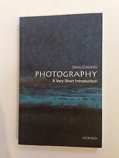 Photography A Very Short Introduction Steven Edwards