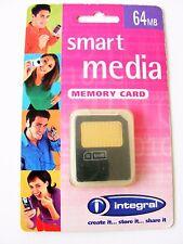 64MB Smartmedia Card ( 64 MB SM Card ) ,, INTEGRAL ,,Neu