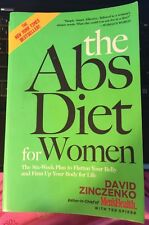 the Abs Diet for Women, by David Zinczenko, Softcover