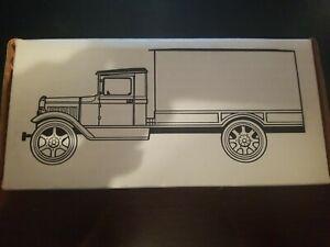 1931 Haweye Motor Truck Bank 1/34 Scale Die-Cast By Ertl
