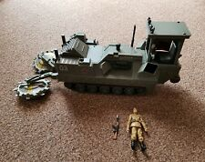 2007 Hasbro Indiana Jones Kingdom Crystal Skull Jungle Cutter Vehicle Tank Toy