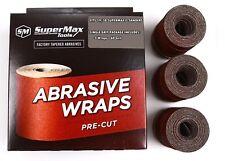 19/38 Drum Sander Abrasive Wraps for SuperMax®, 60 Grit (3 strips) 60-19-060