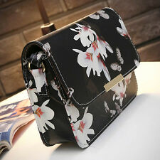 Women Ladies Bag Handbag Leather Butterfly Bag Tote Satchel messenger Cross Body
