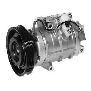 For Acura MDX Honda Odyssey Pilot 3.5 V6 A/C Compressor and Clutch Denso