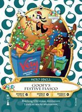 Disney Sorcerers Of The Magic Kingdom Card Goofy - Mickey's Christmas Party 2016