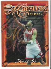 1996-97 FINEST KENDALL GILL REFRACTOR