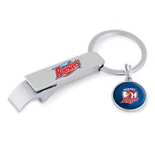 Official NRL Bottle Opener Keyring (Roosters)