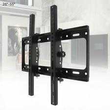 Adjustable TV Wall Mount Bracket Flat Panel TV Frame Support 15 Degrees Tilt
