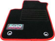 passend für Fiat 500 Autofußmatten Autoteppiche Fussmatten 2007 - 2012 Lrov