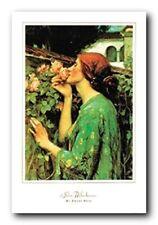 John William Waterhouse My Sweet Rose Art Print Poster (24x36)