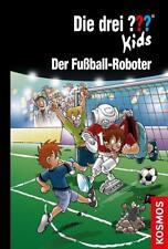 Die drei ??? Kids, 75, Der Fußball-Roboter von Ulf Blanck (2018, Gebundene Ausgabe)