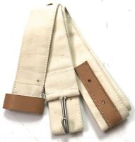 CIVIL WAR US CONFEDERATE UNION SPRINGFIELD MUSKET RIFLE CANVAS SLING