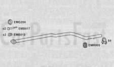EXHAUST INTER PIPE Ford Escort 1.6 Petrol Hatchback 11/1988 to 07/1991