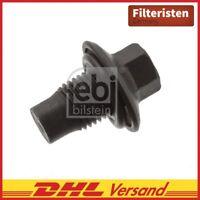 FEBI BILSTEIN Verschlussschraube, Ölwanne  Peugeot Boxer Pritsche/Fahrgestell