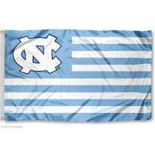 UNC TAR HEELS FLAG 3'X5' NCAA UNIVERSITY OF NORTH CAROLINA BANNER