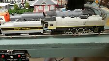 Lionel 6-8002 Die-Cast UP Union Pacific 3-Rail 2-8-4 Berkshire Steam and Tender