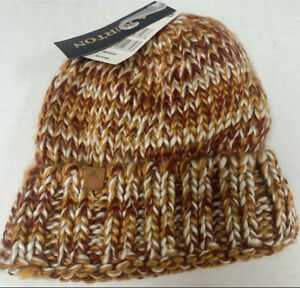 NWT Burton Women's Salt And Pepper Squashed/ Picant/ CNVS Winter Beanie Hat