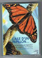 L'AILE D'UN PAPILLON - LA FANTASTIQUE MIGRATION DU MONARQUE - DVD NEUF NEW NEU