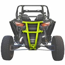 Rear Lightweight Steel Bumper Lime Squeeze Powdercoated fits All RZR XP 1000