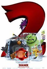 The Angry Birds Movie 2 Movie Poster (24x36) - Peter Dinklage, Jason Sudeikis v1