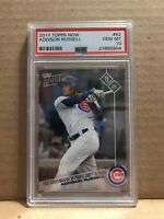 Addison Russell 2017 Topps Now #62 PSA 10 Gem Mint Chicago Cubs