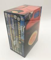 Corner Gas Full Tank: The Complete Series Seasons 1-6 (DVD, 17-Disc Box Set)