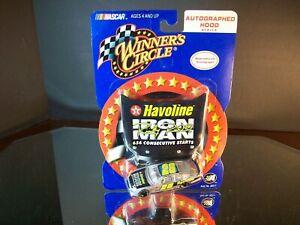 Ricky Rudd #28 Texaco Havoline Iron Man 2002 Ford Taurus  Hood Series 656 Starts