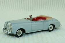 Dinky Toys No 194 Bentley S2 - Meccano Ltd - Made In England