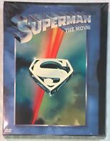 SUPERMAN: The Movie (DVD, 2001, Widescreen) Marlon Brando Christopher Reeve NEW