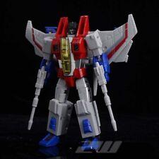 "4"" Transformers G1 Transformers Masterpiece Starscream F-15 Pocket Figure Action"