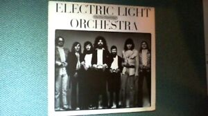 ELECTRIC LIGHT ORCHESTRA on the third day ( 33t. )