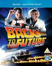 Back to The Future Trilogy 5050582962239 With Christopher Lloyd Region B